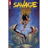 SAVAGE (2020) #1 CVR C #1-4 PRE-ORDER BUNDLE ED (02/17/2021)