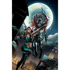ROBYN HOOD IRON MAIDEN ONE SHOT #2 CVR B WHITE (02/03/2021)