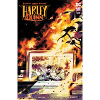BATMAN WHITE KNIGHT PRESENTS HARLEY QUINN #5 (OF 6) CVR B MATTEO SCALERA VAR (MR) (02/23/2021)