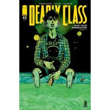 DEADLY CLASS #45 CVR A CRAIG (MR) (04/28/2021)