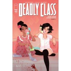 DEADLY CLASS #45 CVR C JIA (MR) (04/28/2021)