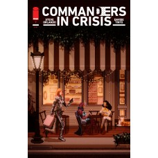 COMMANDERS IN CRISIS #7 (OF 12) CVR C JUCHEM (MR) (04/07/2021)