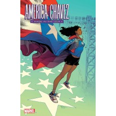 AMERICA CHAVEZ MADE IN USA #2 (OF 5) (04/07/2021)