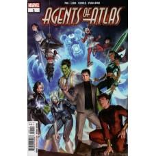 Agents of Atlas, Vol. 3 # 1A