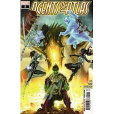 Agents of Atlas, Vol. 3 # 5