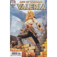 Age of Conan: Valeria # 1A