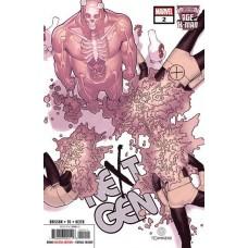 Age of X-Man: Nextgen # 2A Regular Chris Bachalo Cover