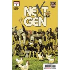 Age of X-Man: Nextgen # 5