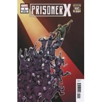 Age of X-Man: Prisoner X # 1A Regular Patrick Zircher Cover