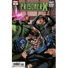 Age of X-Man: Prisoner X # 4