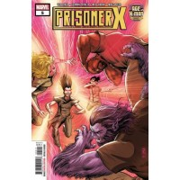Age of X-Man: Prisoner X # 5