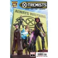 Age of X-Man: X-Tremists # 1A Regular Rahzzah Cover